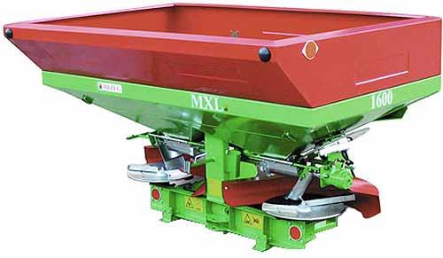 Разбрасыватель удобрений навесной двухдисковый (MXL)