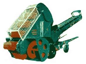 Погрузчик самоходный ковшовый шнековый (Р6-КШП-6)