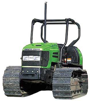 Трактор гусеничный (Agroclimber)