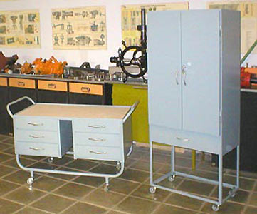 Комплект средств для техсервиса машин стационарный (КИ-13919М)