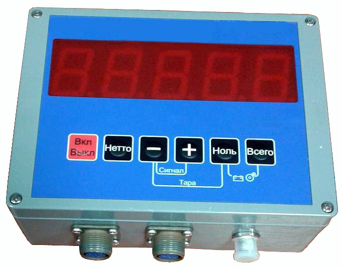 Система контроля массы (СКМС.01)