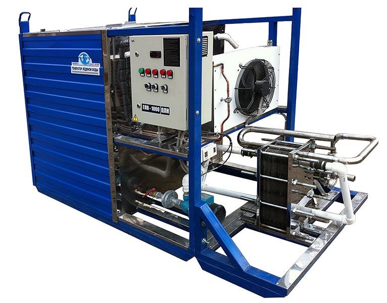 Генератор ледяной воды (ГЛВ)