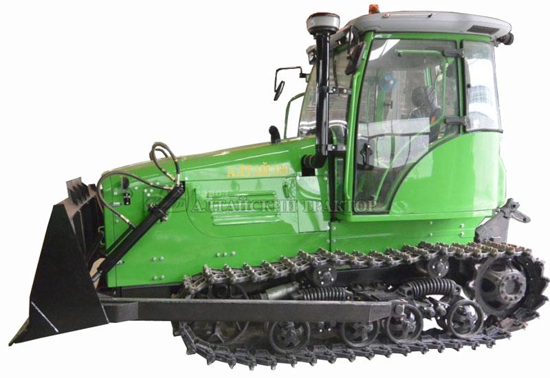 Трактор гусеничный (А-130)