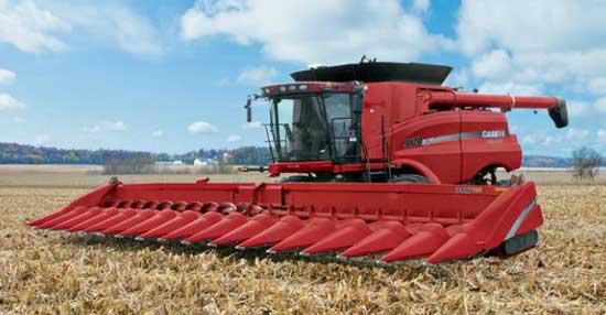 Жатка для уборки кукурузы (Case IH 3200(3400))