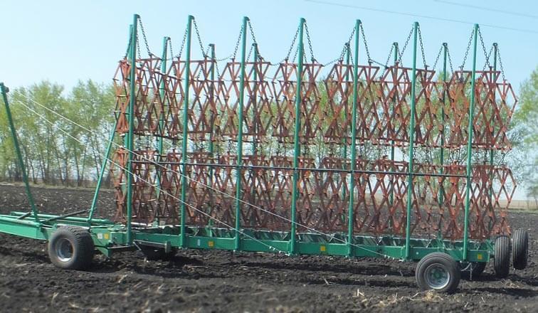 Борона гидрофицированная универсальная (БГУ-16-З Кузбасс)