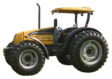 Трактор (Challenger WT300)