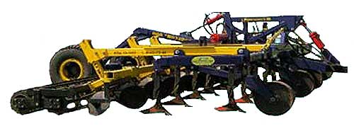 Агрегат комбинированный почвообрабатывающий (КИТ-7,25 АКПМ/КИТ-9 АКПМ)