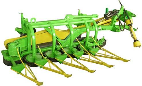Машина для теребления льна (МТЛ-1,5)