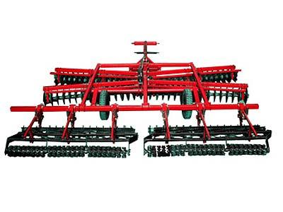 Машина комбинированной подготовки почвы (Foton)