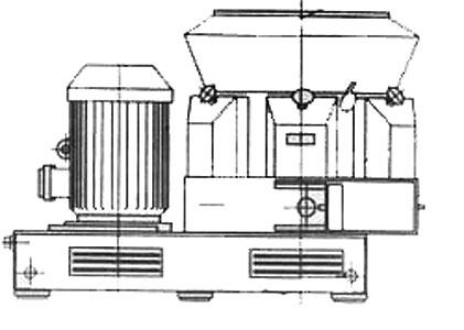 Измельчитель-смеситель кормов (ИСК-3А)