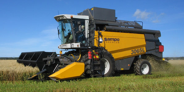 Комбайн зерноуборочный (SR 3000)