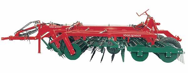 Агрегат комбинированный для предпосевной подготовки почвы (VN-Säpak Profi)