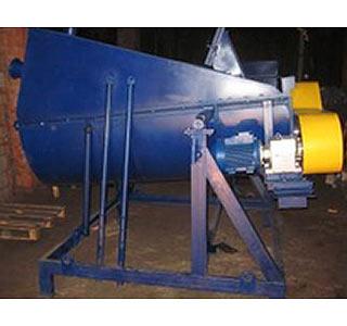 Смеситель кормов вертикальный двухшнековый (СШ-1(2))