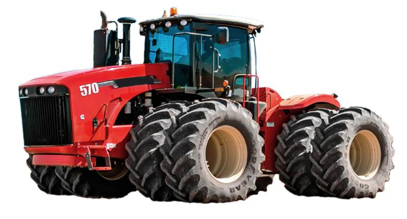 Трактор универсальный полноприводный (D2)