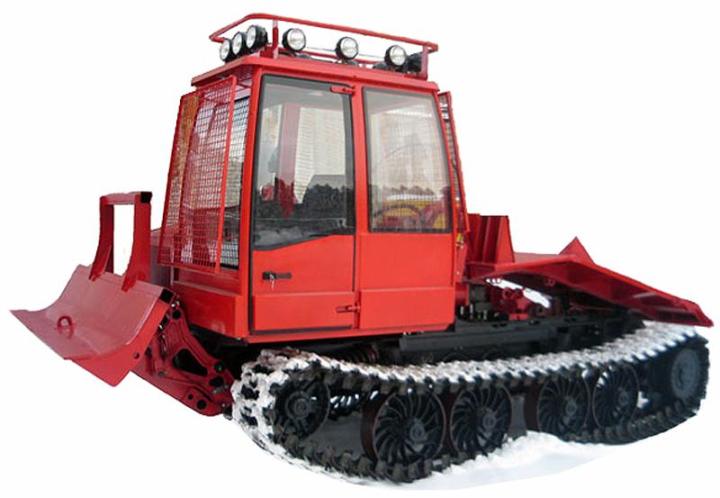 Трактор гусеничный (Онежец-320)