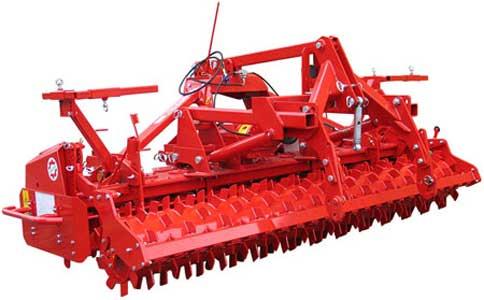 Агрегат почвообрабатывающий активный (Hermes)