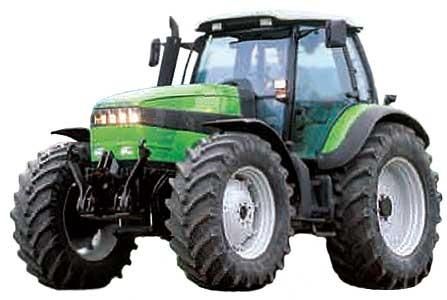 Трактор сельскохозяйственный (Agrotron L)
