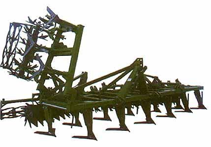 Культиватор-плоскорез универсальный (КПУ-3,6(5,4))