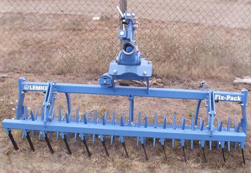 Почвоуплотнитель интегррированный (FixPack S)