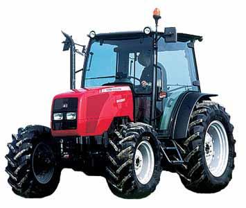 Трактор (MF 2400)