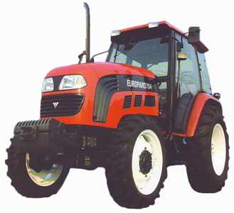 Трактор (Foton FT-60)