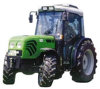 Трактор специализированный (Agroplus S)