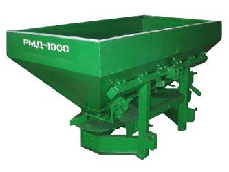 Разбрасыватель минеральных удобрений (РМД-1000)