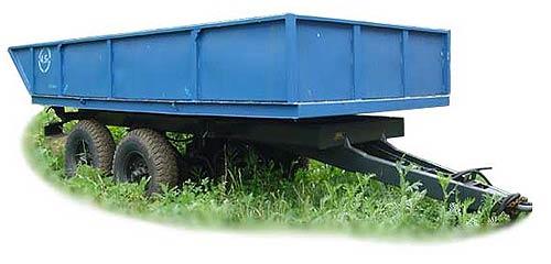 Прицеп тракторный самосвальный (ППТС-4,5С)