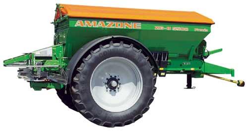 Разбрасыватель высокопроизводительный (Amazone ZG-B 5500 (8200))