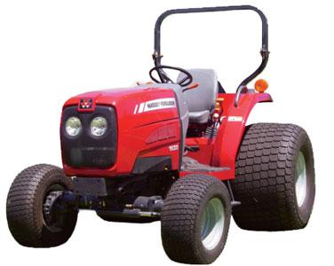 Трактор (MF 1500)