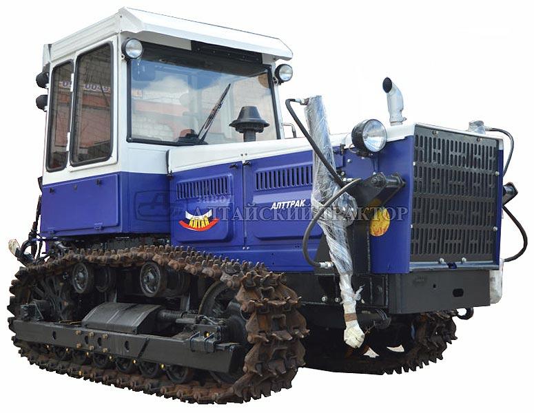 Трактор гусеничный (Т-402-01)