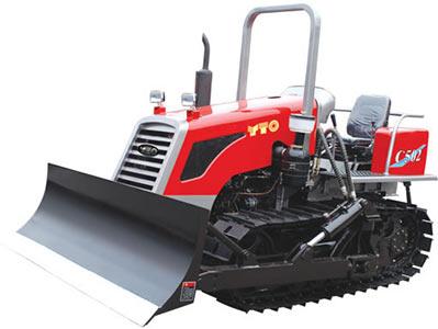 Трактор гусеничный (YTO C502)