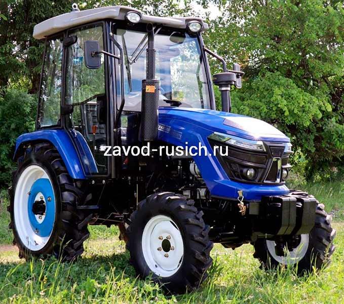 Трактор (РУСИЧ TB-504)