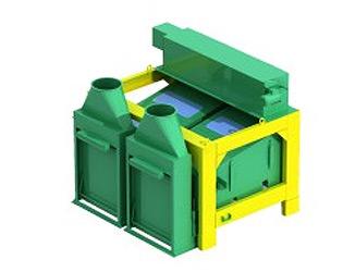 Сепаратор воздушно-решетный предварительной очистки (Геркулес)