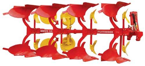 Плуг 2-8-ми корпусной оборотный (Servo)