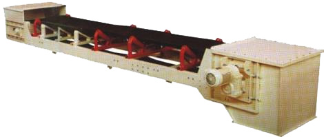 Конвейер ленточный стационарного типа (УКЛС)