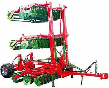 Агрегат навесной посевно-почвообрабатывающий (Max T)