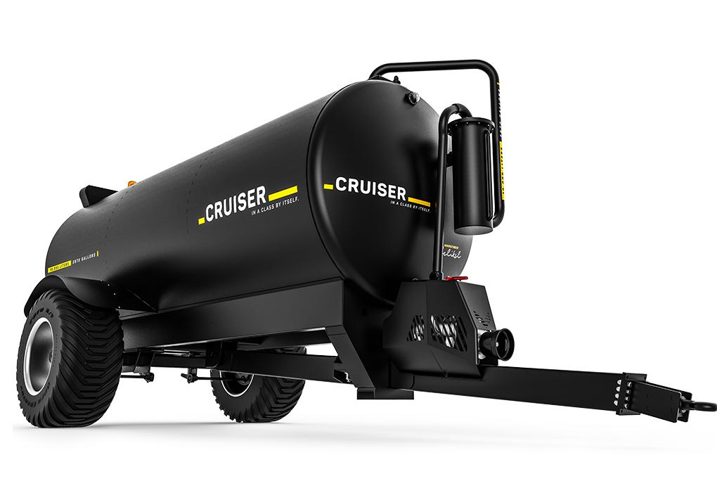 Прицеп вакуумная цистерна (Cruiser)