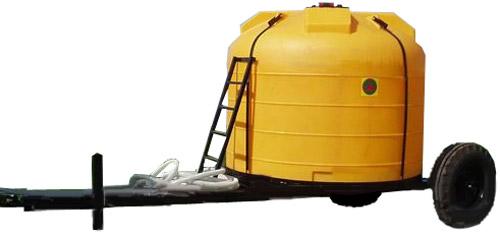Тележка для подвоза воды с системой самозаправки (Агро-Тех)