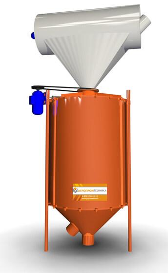 Оборудование зерноочистительное  (МЗМ)