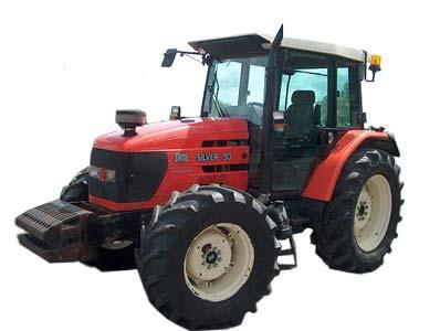 Трактор (Silver)