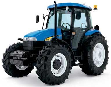 Трактор (New Holland TDD)