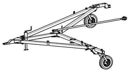 Сцепка универсальная (СПЗ-10,8)