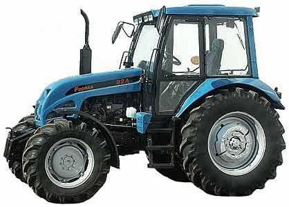 Трактор (Pronar 82)