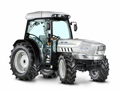 Трактор колёсный  (Lamborghini RS-RF)