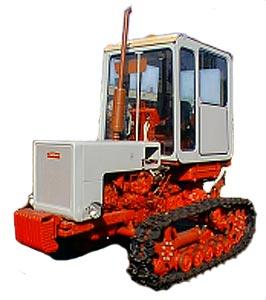 Трактор гусеничный (Т-70СМ)