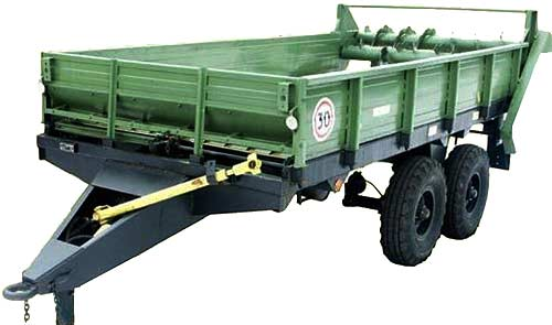 Разбрасыватель органических удобрений (РОУ-5)