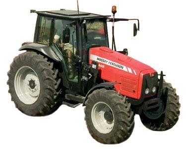 Трактор (MF 4400)