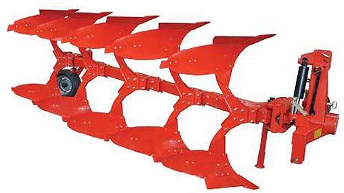 Плуг 3-6-ти корпусный навесной оборотный (ПНО)