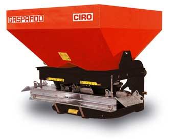 Разбрасыватель роторный двухдисковый (Ciro)